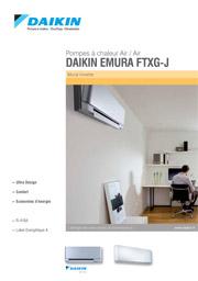 DAIKIN MURAL DESIGN FTXG-J