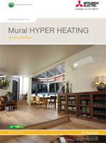 Mural Hyper heating Mitsubishi Electric MSZ_FH_25_35_50_VEHZ_DC140
