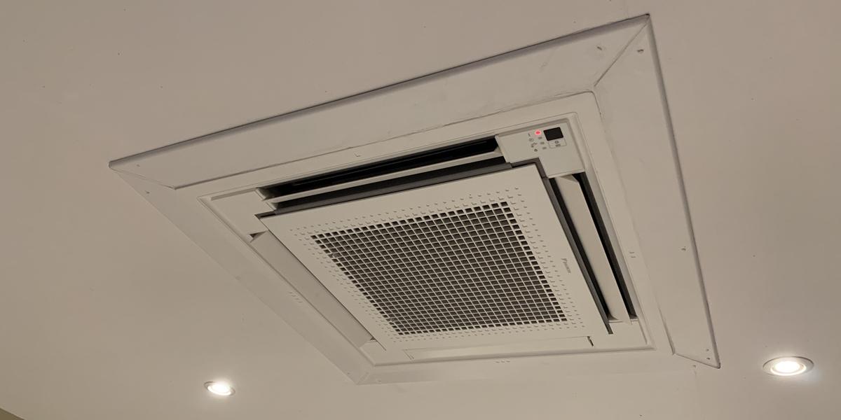 climatiseur casette à antibes
